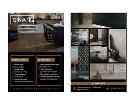 nº 24 pour Tilling company graphic designed information flyer par creativefolders