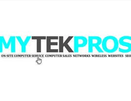 #38 cho Design a Logo for New Business MyTekPros bởi Huzaifa14