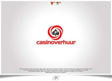#136 for Design a Logo for a casino rental by graphicmage