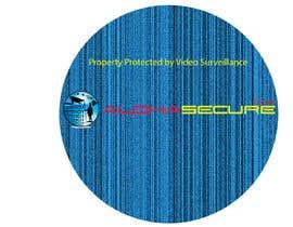 #5 for Design a sign for security surveillance by danielminovski1