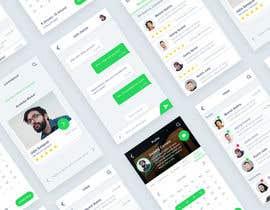 Nro 9 kilpailuun Design an App Mockup to replace an existing design käyttäjältä RikoSaptoDimo