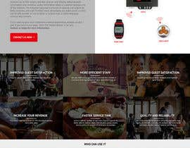 nº 26 pour Design a Website Mockup for a new product par codeunderground