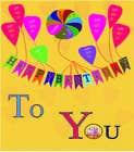 Proposition n° 46 du concours Graphic Design pour Design a Happy Birthday Banner