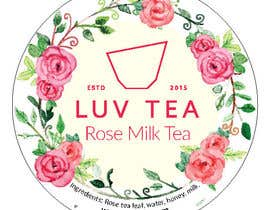 #50 for Tea Drink Label by samazran