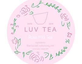 nº 36 pour Tea Drink Label par alichi