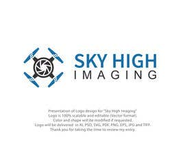 Nro 75 kilpailuun Nature Inspired Logo Needed for My New Drone Flying Company: Sky High Imaging. käyttäjältä dare91