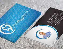 nº 192 pour Design Dental Business Cards par gmhasan4200