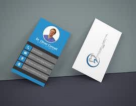nº 312 pour Design Dental Business Cards par tannish27