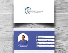 nº 308 pour Design Dental Business Cards par sadiaqucher