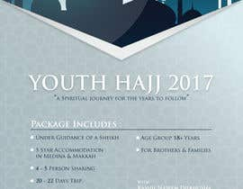 #39 for Youth Hajj-2017 by WalidBenA