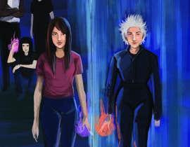 nº 2 pour Young Adult Fantasy Poster par marinasanc