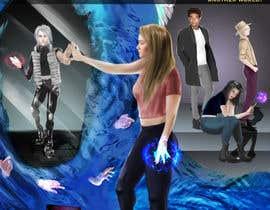 nº 11 pour Young Adult Fantasy Poster par BreeYang