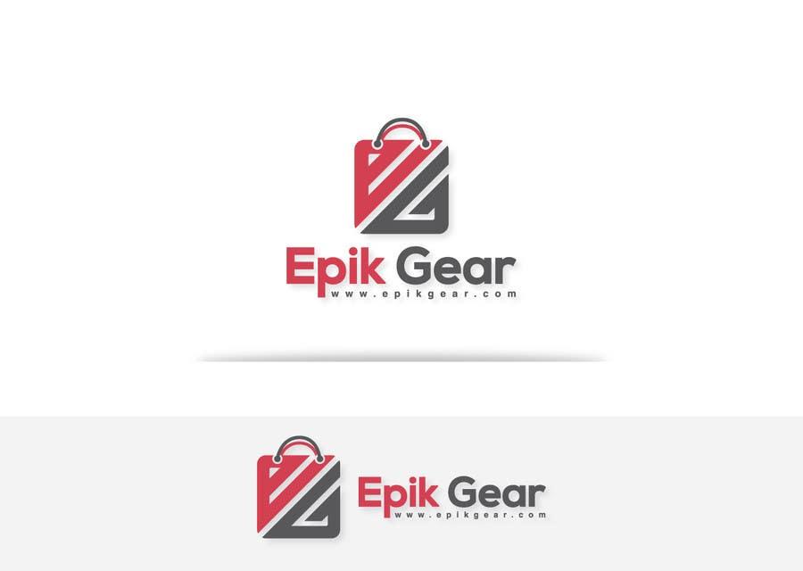 Kilpailutyö #                                        248                                      kilpailussa                                         Logo design for eCommerce store