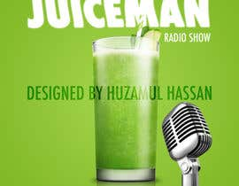 nº 28 pour Design a Podcast Album Artwork par Huzamul