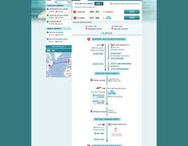 Huntresss tarafından Website Design for International travelplanner: www.airjag.com için no 35