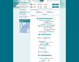Huntresss tarafından Website Design for International travelplanner: www.airjag.com için no 58
