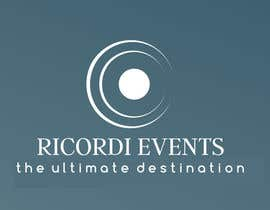nº 42 pour Design a Logo for Ricordi Events par babarhossen