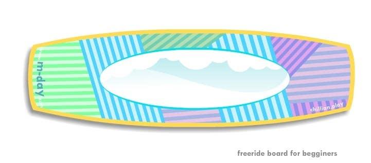 Inscrição nº                                         4                                      do Concurso para                                         Graphic Design for  mday kiteboards www.m-day.ru