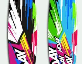 nº 29 pour Graphic Design for  mday kiteboards www.m-day.ru par lipvoreg