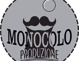 #24 for Design a logo - person with a MONOCLE - minimalistic, high-end by MJJTgrafika