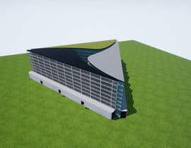 nº 5 pour Sports and Educational Centre -  3D Building par Artdesignand3d