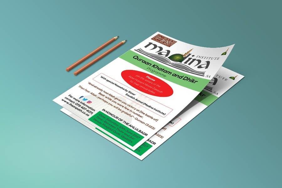 Kilpailutyö #                                        41                                      kilpailussa                                         Design a Poster