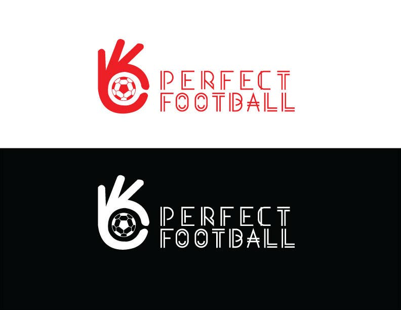 Proposition n°19 du concours Perfect Football (An Academy and a Methodology) Logo Design
