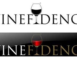 #675 para Logo Design for WineFidence de megaX