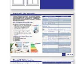 #5 for Design a Simple PDF Brochure by AngyT