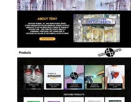 Nro 10 kilpailuun Design a Website Mockup käyttäjältä wandoworld