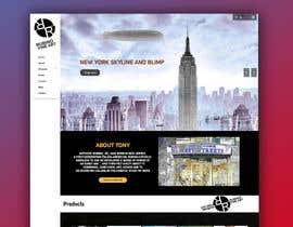 Nro 11 kilpailuun Design a Website Mockup käyttäjältä wandoworld