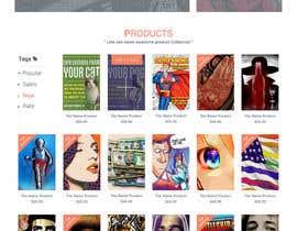 nº 9 pour Design a Website Mockup par surajit666