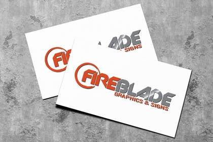 #21 for Fireblade Graphics, Vehicle Wrap & Signs by AyubMansouri