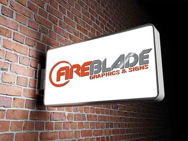 #22 for Fireblade Graphics, Vehicle Wrap & Signs by AyubMansouri