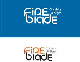 nº 30 pour Fireblade Graphics, Vehicle Wrap & Signs par kolev75