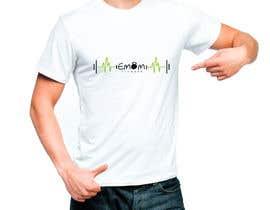 nº 2 pour Simple T-Shirt Design heart cam barbell with kettlebell par alexpreyzner
