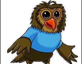 nº 60 pour Create a bird cartoon character par E1matheus