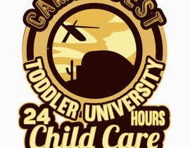 nº 23 pour Todd U Summer Camp T-Shirt par Bashar20