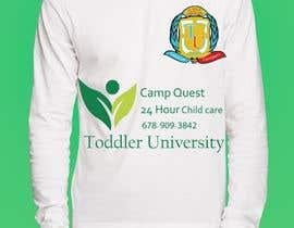 nº 20 pour Todd U Summer Camp T-Shirt par sabbirhassan43