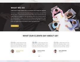 nº 8 pour Design a Website Mockup par yasirmehmood490
