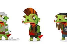 nº 13 pour Character Redesign. Rediseño de caracteres. par BuketGvozdey
