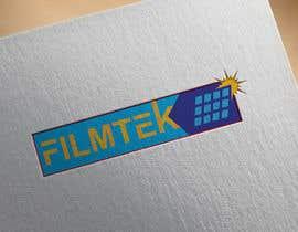 nº 9 pour Design A logo for Solar Film Company par omar4auk