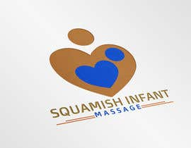 #55 for Design a logo for a business offering classes in infant massage by MahbuburAlam