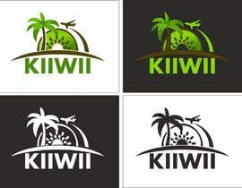 nº 49 pour Design a Logo for Travel Company Kiiwii par ArishaKV