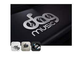 nº 7 pour Dagmusic Website Logo + future work par LogoRocket