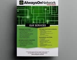 nº 38 pour Design a Flyer on our services par terucha2005