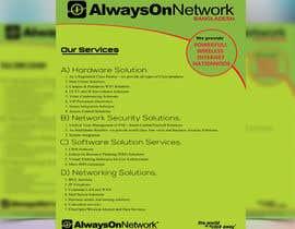 nº 56 pour Design a Flyer on our services par mmhmonju