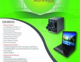 nº 40 pour Design a Flyer on our services par shakhawathossen7