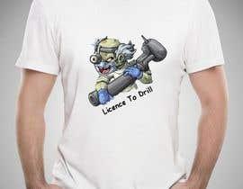 Nro 25 kilpailuun T-shirt design käyttäjältä sohagpg