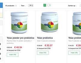 Nro 9 kilpailuun Complete ecommerce Inventory & Content for Drugstore käyttäjältä ATLASFSD